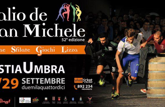 6x3 Palio de San Michele 2014