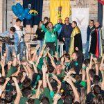 Il rione San Rocco vince la 52° edizione del Palio de San Michele!
