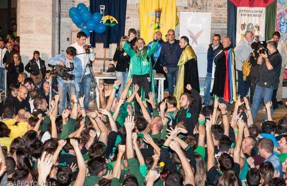 Festeggiamenti San Rocco 2 - palio 2014