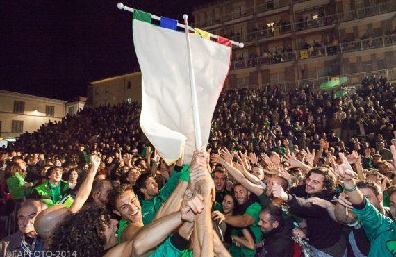 Festeggiamenti San Rocco 4 - palio 2014