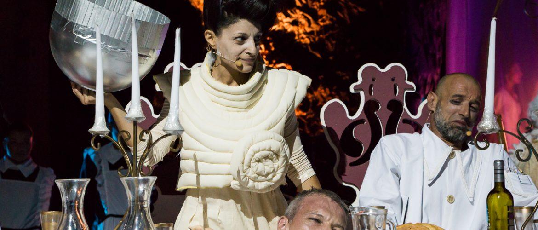Sfilata Sant'Angelo - Marina Sozi - Nomination Monica Petrini - Palio 2015