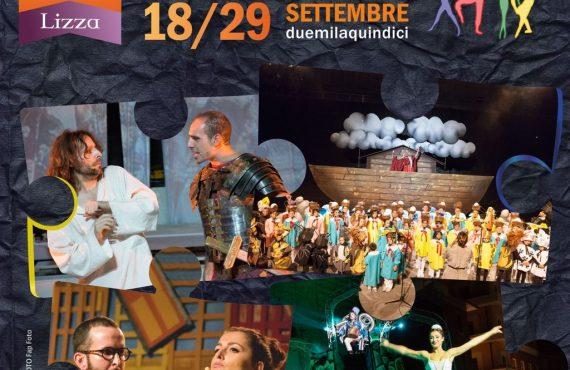 Palio de San Michele Manifesto Ufficiale 2015