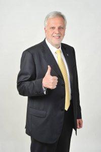 Il sindaco di Bastia Umbra Stefano Ansideri
