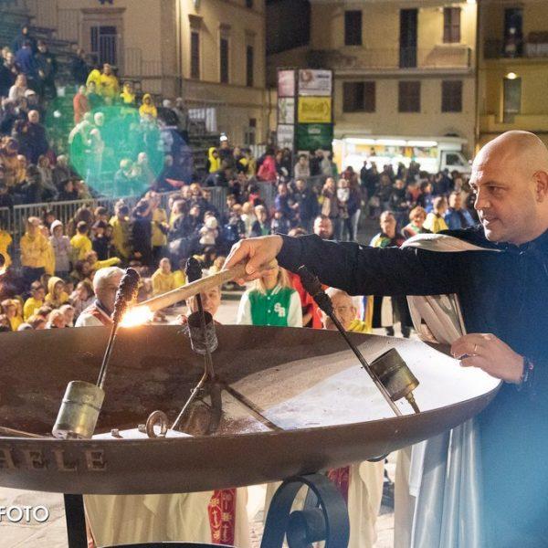 2019 Cerimonia d'Apertura - Il Coordinatore Alioscha Menghi