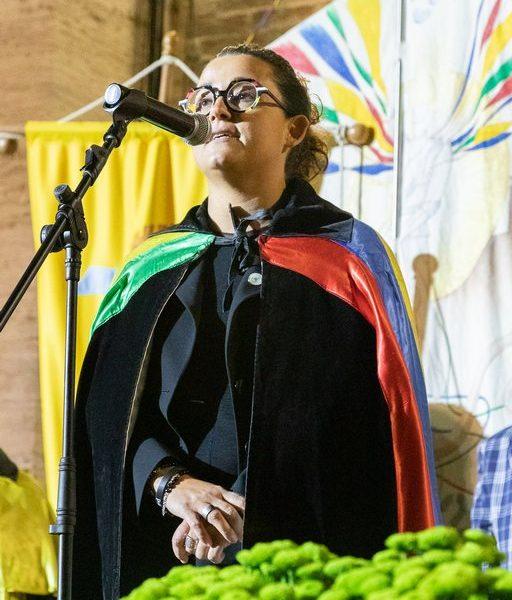 Federica Moretti - Presidente dell'Ente Palio
