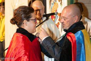 Federica Moretti e Marco Gnavolini