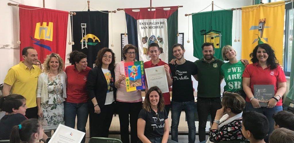 Federico Gaggia vince il Minipalio 2019