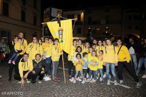 I bambini del Rione Sant'Angelo
