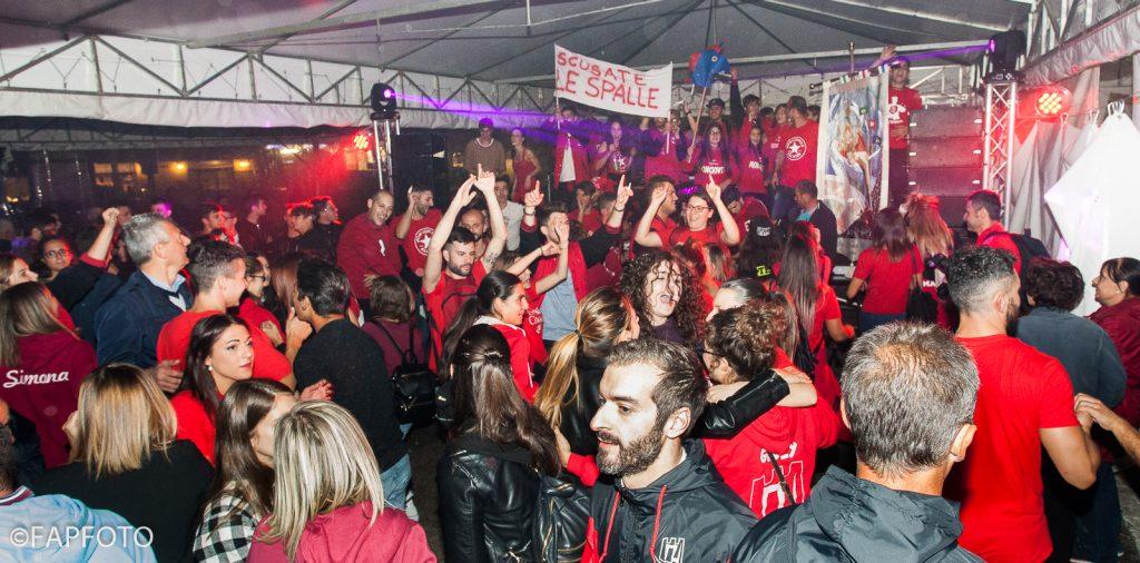 I festeggiamenti del Rione Moncioveta