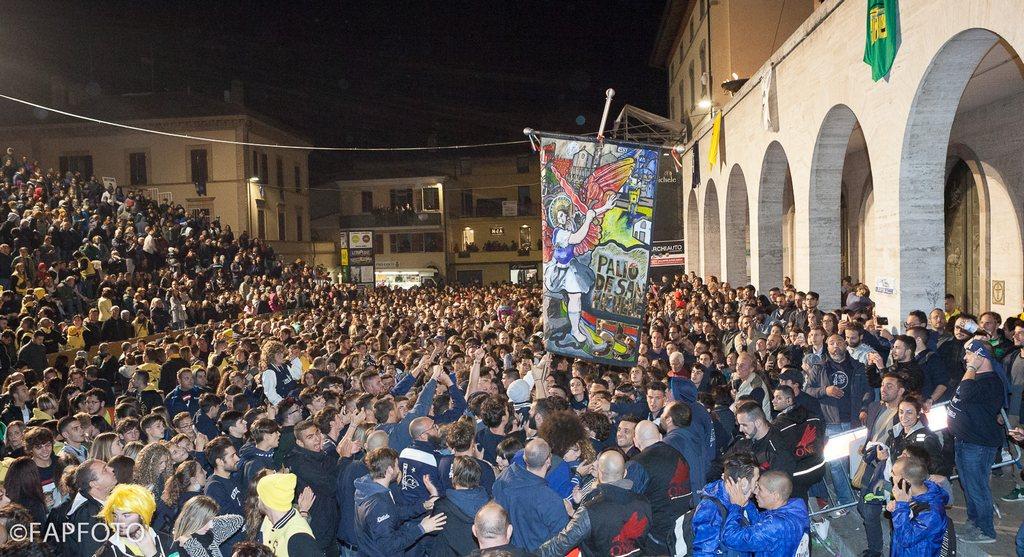 Il Rione Portella vince il Palio 2017
