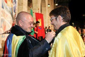 Marco Gnavolini e Michele Lombardi