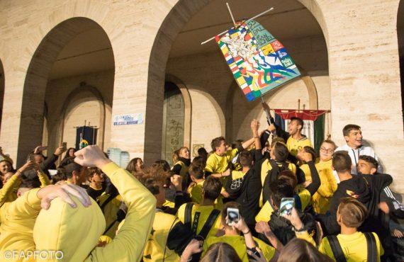 Sant'Angelo vince il MiniPalio 2017