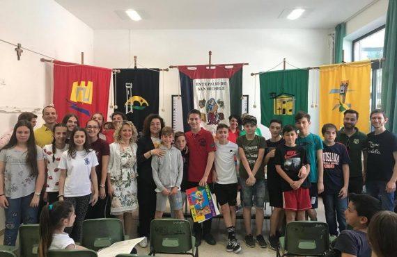 Il Palio incontra la scuola 2019