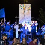 Apoteosi Blu: il Rione Portella vince Lizza e conquista il Palio 2019