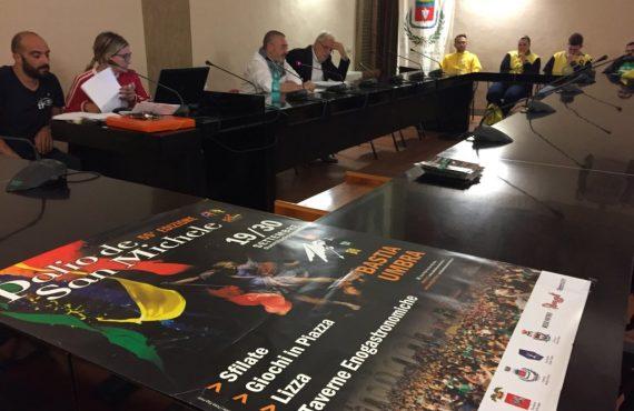 Presentazione Manifesto Palio 2017