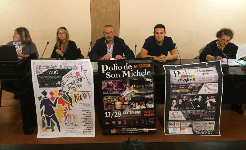 da sinistra Maddalena Bogliari, Vanessa Capocchia, Marco Gnavolini, Riccardo Cavalletti, Teresa Morettoni