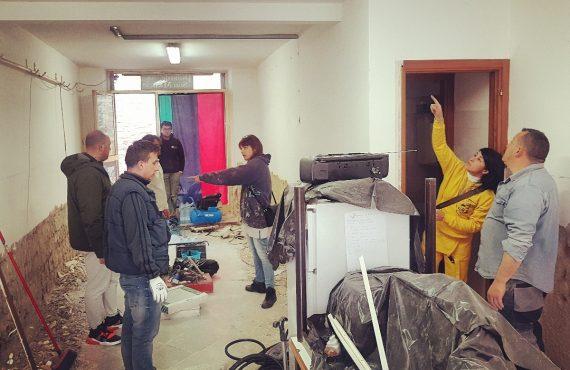 #ristrutturiamoci - Ente Palio Bastia lavori in corso
