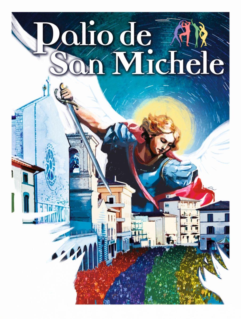 Manifesto Palio de San Michele 2020
